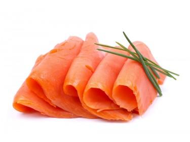Salmone norvegese affumicato