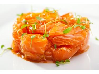Salmone Tartare